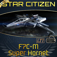 RSI: Star Citizen - F7C-M Super Hornet LTI +4 Items