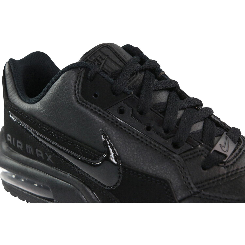 Nike Air Max Ltd 3 Sneaker SCHUHE Herren schwarz 687977 020 EU 45 5
