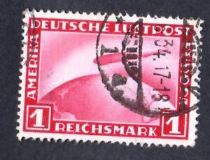 ALLEMAGNE-PA-N-35-DEUTSCHE-LUFTPOST-USED-CV-45
