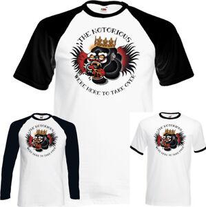 2f954125 The Notorious Conor Mcgregor Tattoo T-Shirt MMA UFC Martial Arts ...