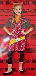 Monster High Kostuem Ebay.Monster High Toralei S Clawsome Dress Up Costume Purrfect Style Inc Headband Ebay