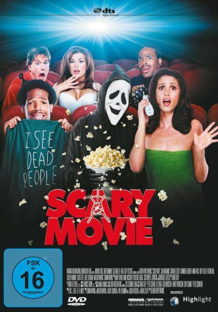 DVD * SCARY MOVIE 1 # NEU OVP =