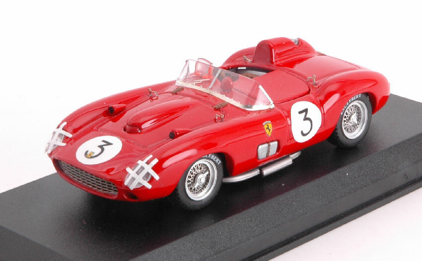 Ferrari 335s th Sweden Grand Prix 1957 Hawthorn   Musso 1 43 Model 0398