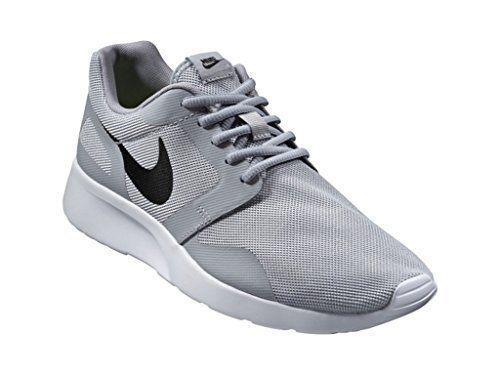 Nike Kaishi  NS Running Shoes SZ 14- Wolf Grey Black White-747492 003
