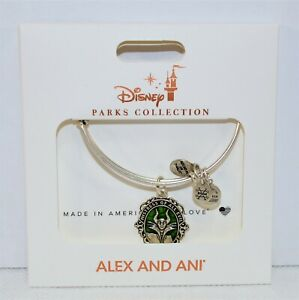NEW Disney Parks ALEX /& ANI bracelet MALEFICENT silver tone villain
