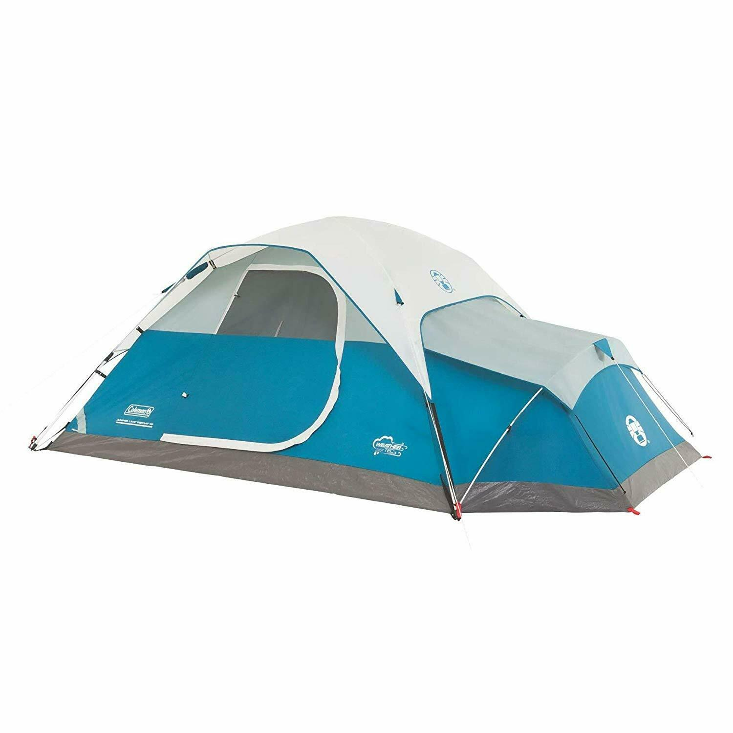 Dome Tent 4 Person Hunting Camping Yurt Outdoor Camp Concert Festival Weekend