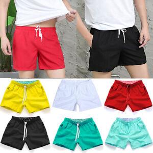 b0c5b68f51 HOT Men Boardshorts Surf Beach Shorts Quick Dry Swim Wear Sports ...