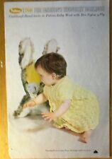 4f482db95 Patons Baby Handknits Knitting Pattern Book No. 960