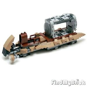 Lego Star Wars Naboo Battle Droid Carrier From 7929 No Minifigure