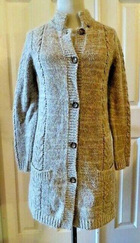 Leroy Vintage Cherries Cardigan Sweater