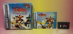 Banjo Kazooie Grunty's Revenge Nintendo Game Boy Advance GBA PAL EUR UK Import