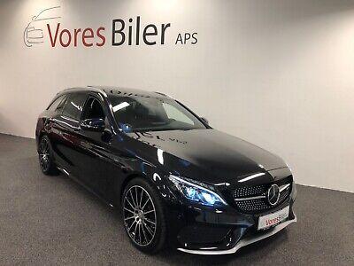 Annonce: Mercedes C43 3,0 AMG stc. aut. ... - Pris 0 kr.
