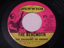 The Shadows of Knight The Behemoth / Willie Jean 1967 VG+ 45rpm GARAGE