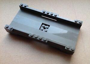 8X Lego DARK BLUISH GREY Brackets 2x2  Wheel Arch 50745 CAR CITY CREATOR SPARES