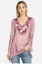 NWT-Embroidered-JOHNNY-WAS-Blouse-WISH-STITCH-V-Neck-Tunic-Cupra-XS-278 thumbnail 2