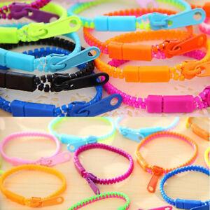 Zwei-Farben-Reissverschluss-Armband-Fidget-Produkte-Kinder-Sensory-Spielzeug-Druc