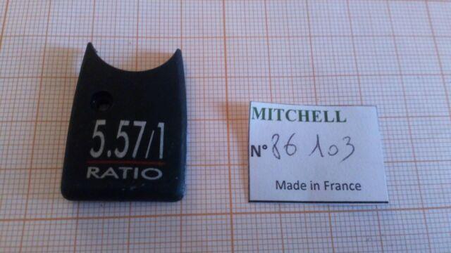 PLAQUETTE RESSORT Noire PRESTIGE 40 & divers MOULINET MITCHELL REEL PART 86103