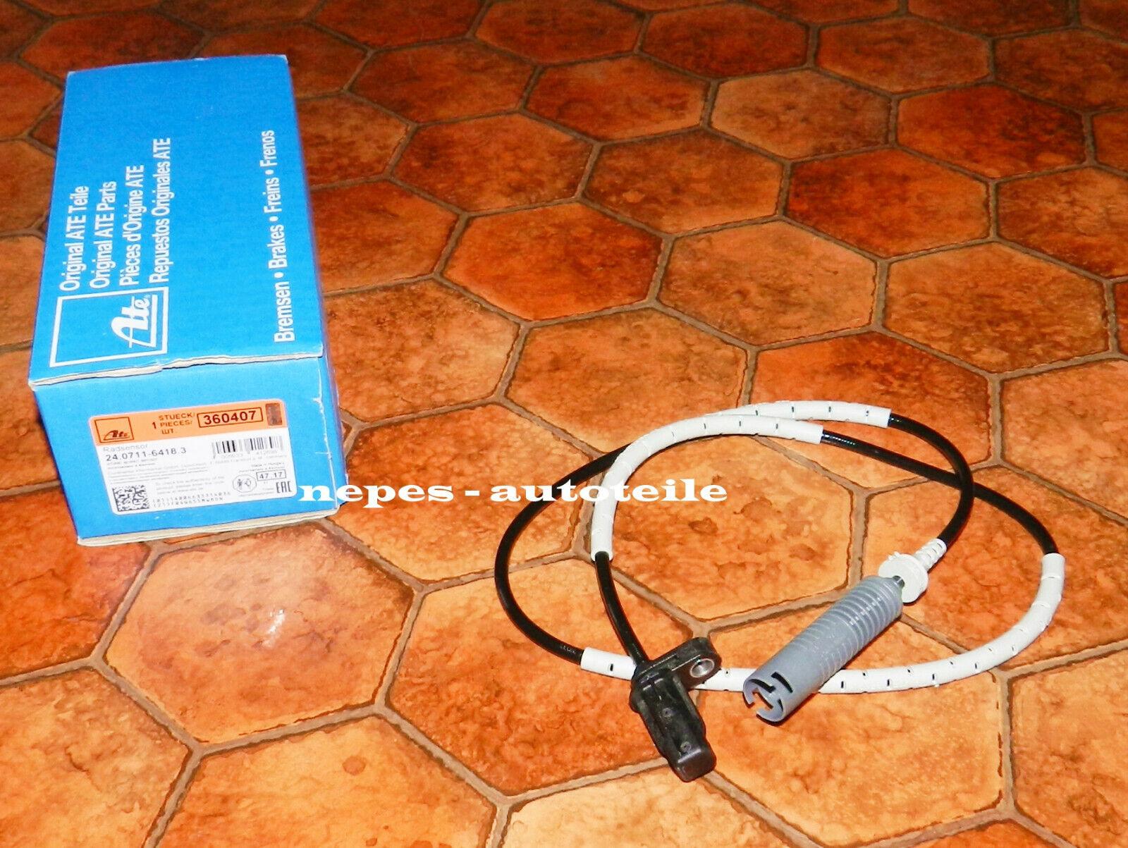 21.0193 ABS Sensor Drehzahlfühler Raddrehzahl Raddrehzahlfühler FACET