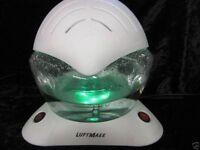 Original Luftmaxx Lufterfrischer Luftreiniger weiss geeignet für PROWIN Duftöle