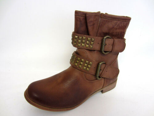 Boots F5r863 Sizes Ankle Down To r4a Earth Ladies Tan pqHPx
