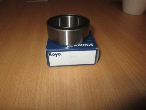 KOYO Roulement 35BD219 35 mm x 55 mm x 20 mm equiv pour DF 0719 llua