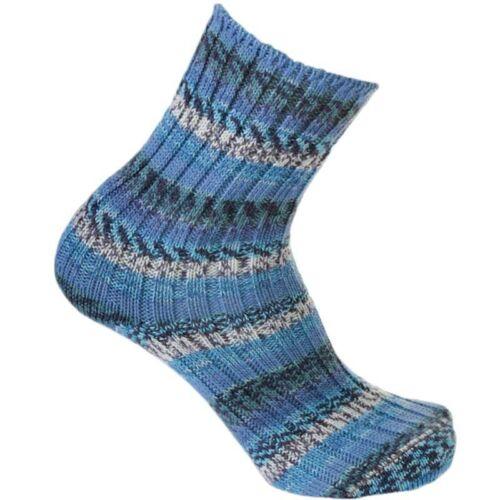 420m EUR 4,95 100 g H+W Comfort Sockenwolle DRACHENGOLD 4-fädig 100g ca