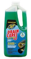(8) Ea Zep 64 Oz Enzymatic Liquid Drain Care Build-up Remover Cleaner Zldc648