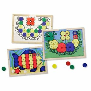Melissa & Doug Sort and Snap Color Match - Sorting and ...