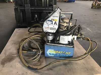 Used Torque Unit 10,000 Max Psi Sweeney Hydratight And To Have A Long Life. Business & Industrial