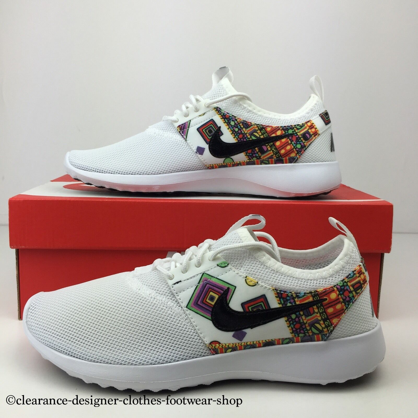 NIKE juvenate formatori LIBERTY nuove of London Donna Zenji nuove LIBERTY scarpe RRP 233e38