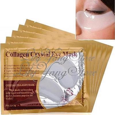 5/10/15/20 Collagen Beauty Eyelid Patch Moisture Anti Wrinkle Circles Eye Mask