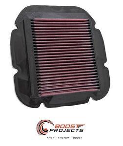 SU-1002 03-13 DL1000 V-STROM K/&N Air Filter For 07-16 SUZUKI DL650A V-STROM
