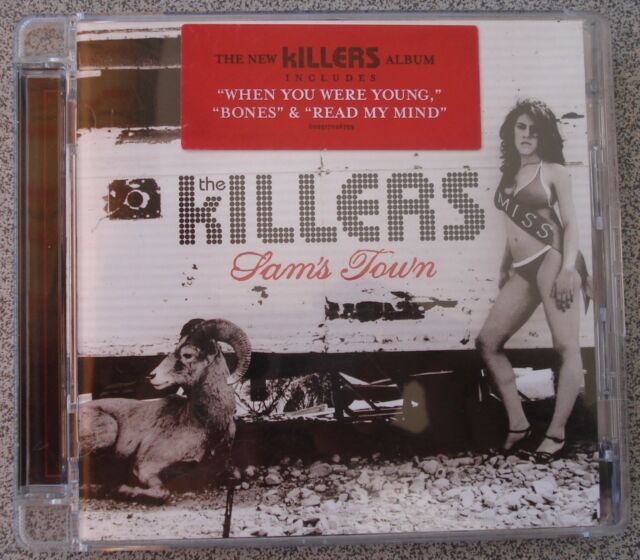 KILLERS, SAM'S TOWN, CD- Album von 2006