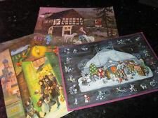 3  Weihnachtskalender   Adventskalender   DDR  * NEUWERTIG