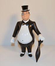 """RARE Foreign 2001 Animated Penguin 5.75"""" Quick Action Figure Batman DC Comics"""