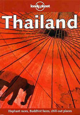"""AS NEW"" Cummings, Joe, Lonely Planet : Thailand, Book"