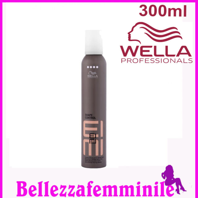 Mousse per capelli extra forte  - Shape Control - 300ml Wella