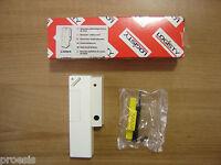 Logisty Hager L3260x Detektor Detektor Brechen Brille Mikrofon Weiß Radio