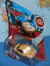 DISNEY PIXAR CARS TIM RIMMER #129 LOOK MY EYES CHANGE ***BRAND NEW & RARE***
