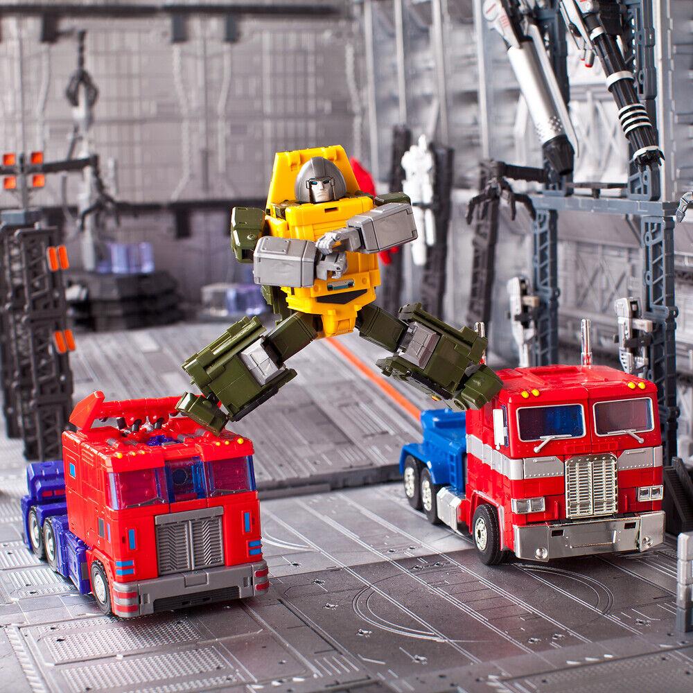 Badcube transformers Masterpiece Cachas OTS-02 Brawn