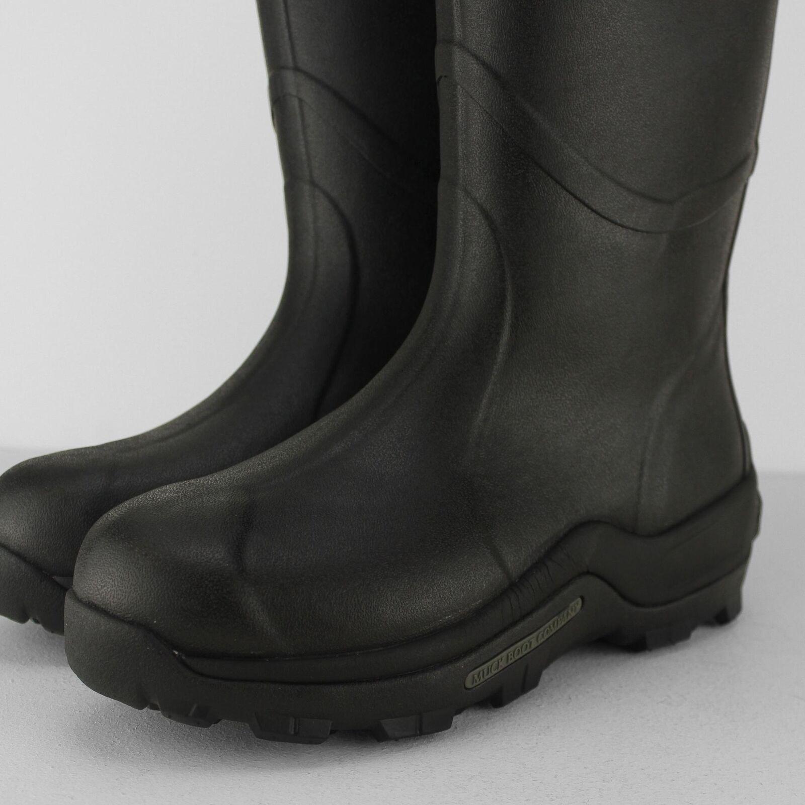 Muck Stiefel MUCKMASTER HI Damenschuhe Unisex   Herren Damenschuhe HI Waterproof Comfort Wellington Stiefel 7f6297