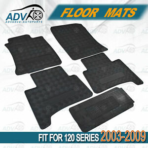 fit-for-Toyota-Landcruiser-Prado-120-Series-2003-2009-Car-Rubber-Floor-Mats