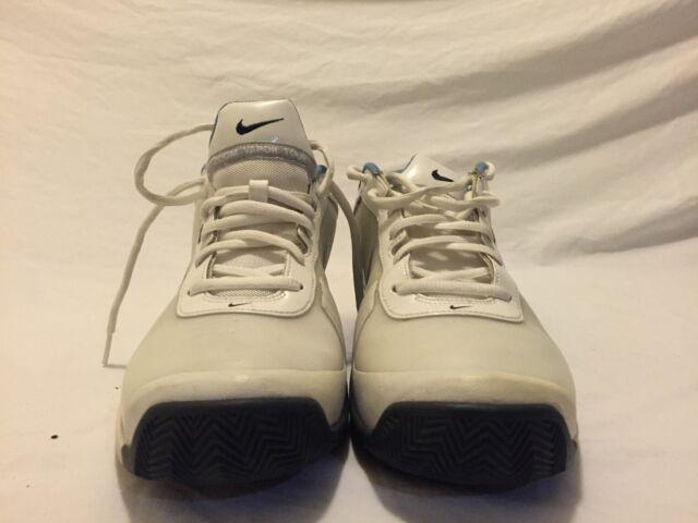 RARE NEW Nike Federer ZOOM VAPOR 6 TOUR Tennis Shoes 344539 141 Men's US Sz 11.5