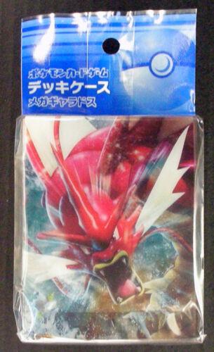 Pokemon Card XY Official Deck Case Mega Gyarados Factory Sealed Japanese
