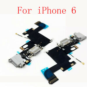 sale retailer 4b725 d3aa7 USB Charging Port Dock Connector Audio Jack Flex Cable For Apple ...