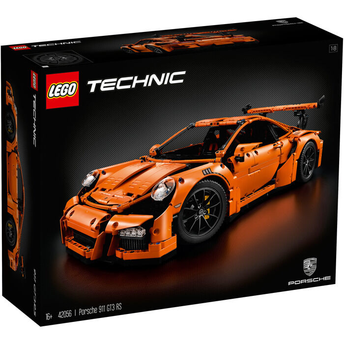 Lego Technic 42056 Porsche 911 GT3 RS - BRAND NEW NEW NEW SEALED free P&P ea9f05