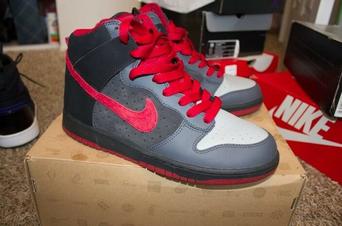 Nike dunk high Größe 10 retro - sb flyknit no - - no reserve 361191