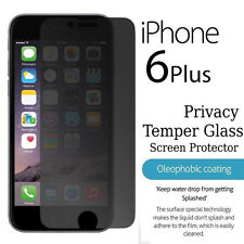 Genuine Tempered Privacy Glass Premium Anti-Spy Screen Protector iPhone 6 Plus