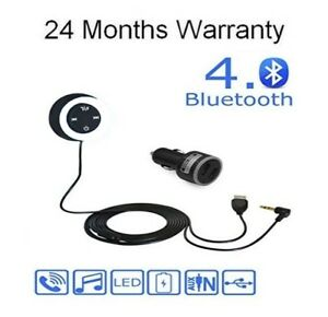 Bmw-Ford-Hyundai-Bluetooth-Music-Streaming-Handsfree-Kit-iPod-Audio-Cable-Lead