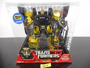 Fini métallique Transformers Ratchet Limited Edition! Best Buy Exclusive 49-4